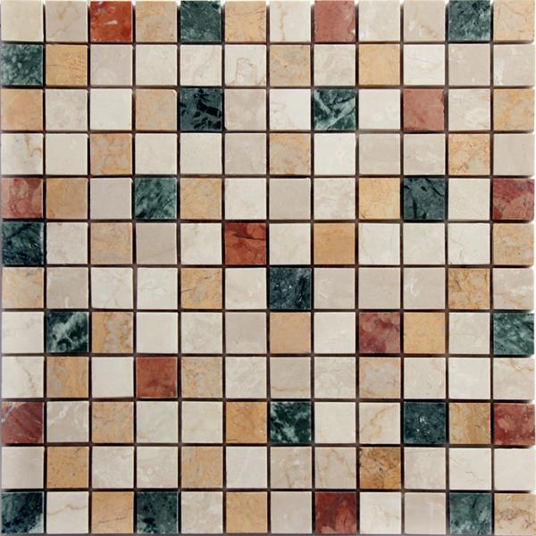 MM2318 mosaïque bary botticino