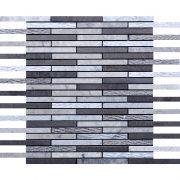 MMV09 mosaïque bozen new gris 30 x 30 cm