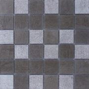MM4823 mosaïque mix gris roulato