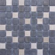 MM3011 mosaïque mix gris foussana