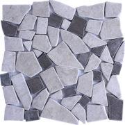 MMG11 Esmeranda mix thala gris