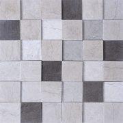 MM4840 mosaïque berna gris