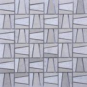 MMV119 mosaïque kamelio thala gris