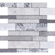 MMC19 Mosaïque mariem gris TSG