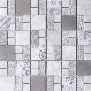 MMC26 Mosaïque cinco gris TSG