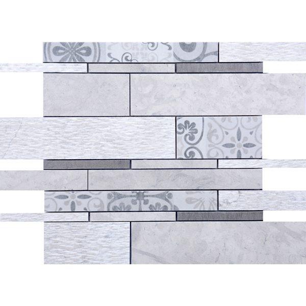 MMC36 Mosaïque thala gris TSG